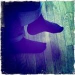 Mes véritables chaussettes